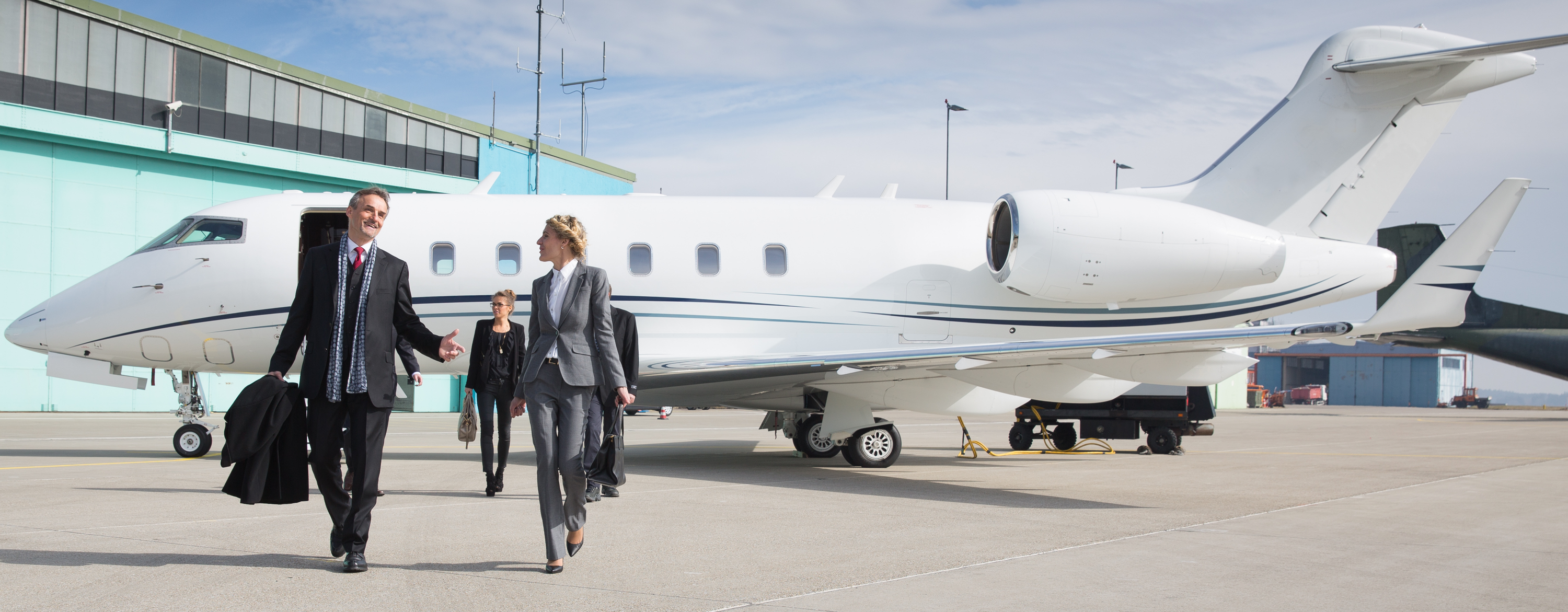 private jet for business and personal travel maybe a luxury but can also cause auditors to target you with a residency audit